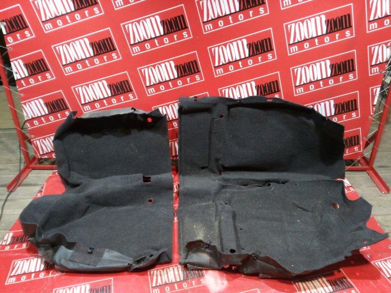 Обшивка (ковер) пола Toyota Allion NZT240 1NZ-FE 2001 черный