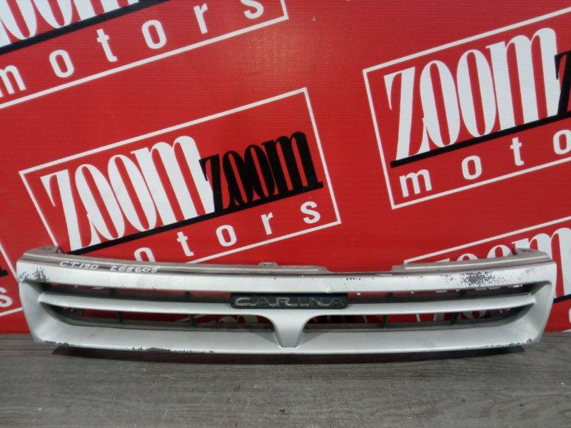 Решетка радиатора Toyota Carina CT190 2C 1992 передняя белый