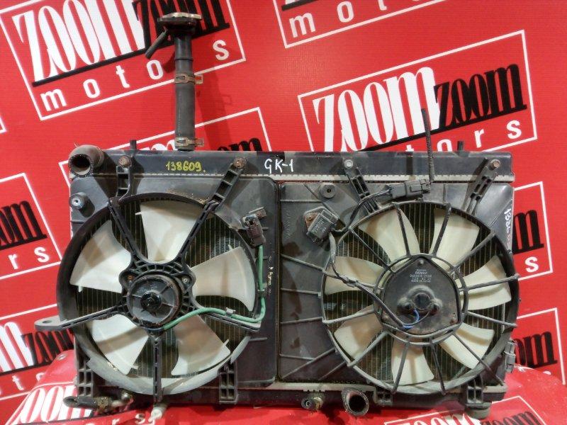 Радиатор двигателя Honda Mobilio Spike GK1 L15A 2005