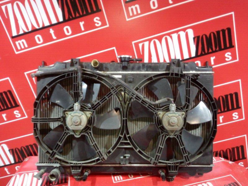 Радиатор двигателя Nissan Sunny FB15 QG15DE 1999 передний