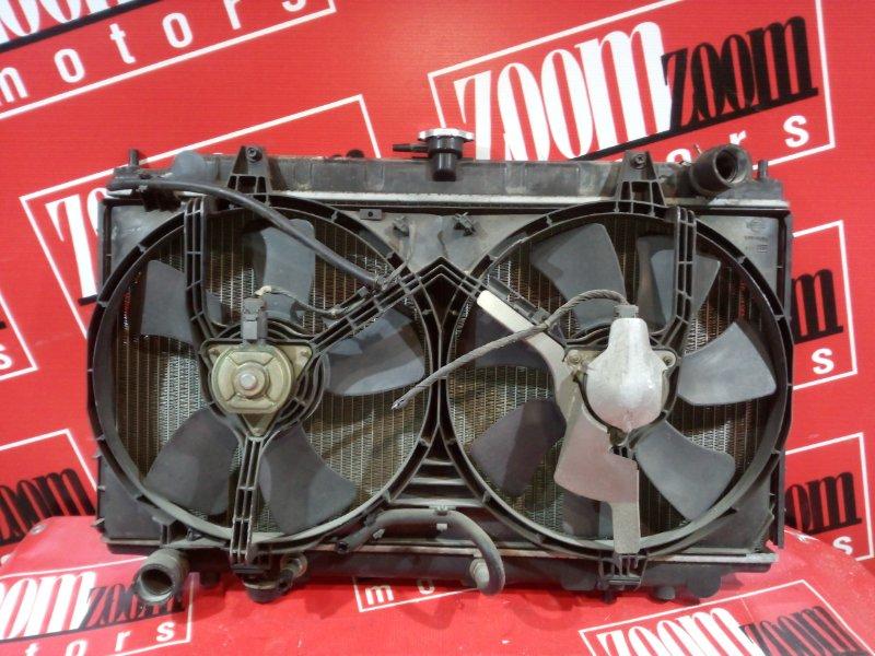 Радиатор двигателя Nissan Primera HP11 SR20DE 1996 передний