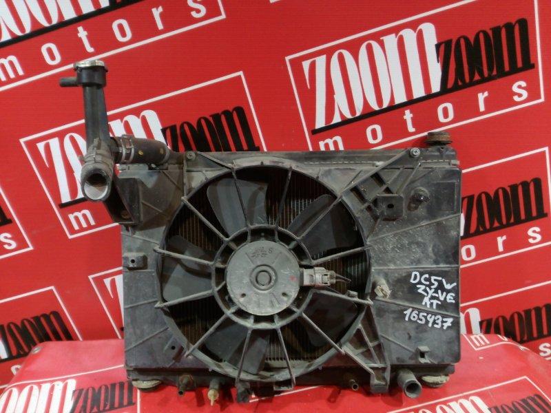 Радиатор двигателя Mazda Verisa DC5W ZY-VE 2004