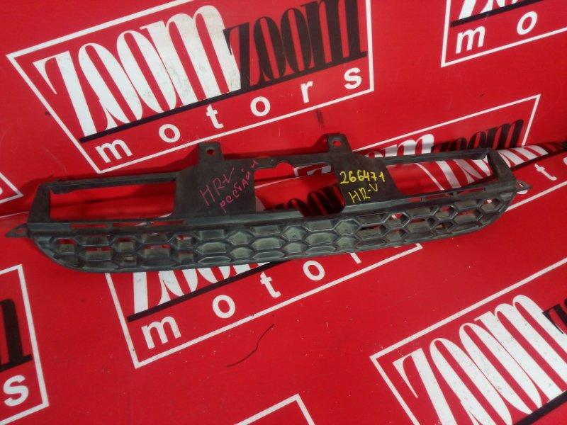 Решетка радиатора Honda Hr-V GH3 2001 черный