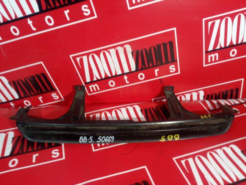 Решетка радиатора Honda Prelude BB5 1996 передняя черный