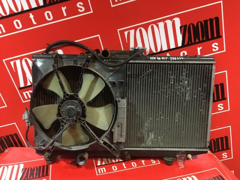Радиатор двигателя Toyota Corolla Spacio AE111 4A-FE 1997 передний