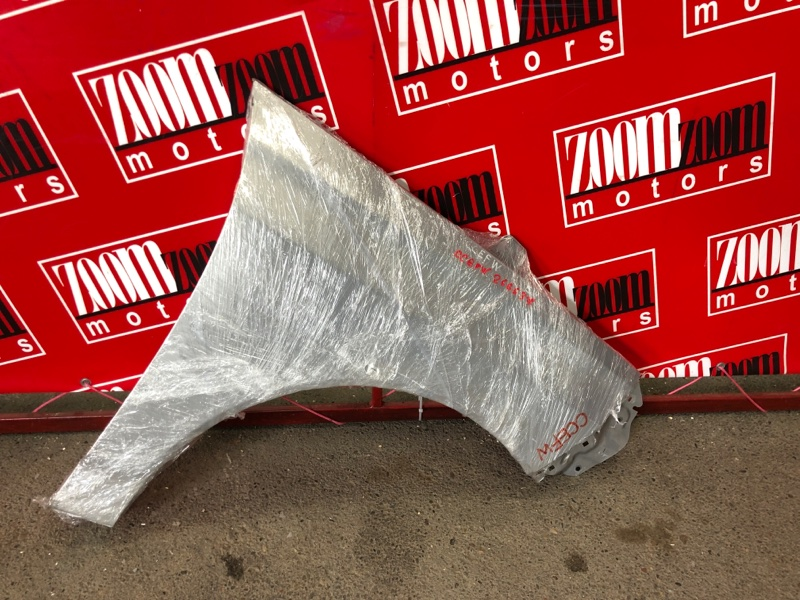 Крыло Mazda Biante CCEFW LF-VD 2008 переднее правое серебро