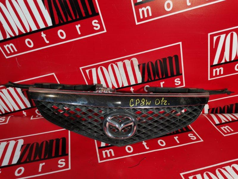 Решетка радиатора Mazda Premacy CP8W FP-DE 2001 хром