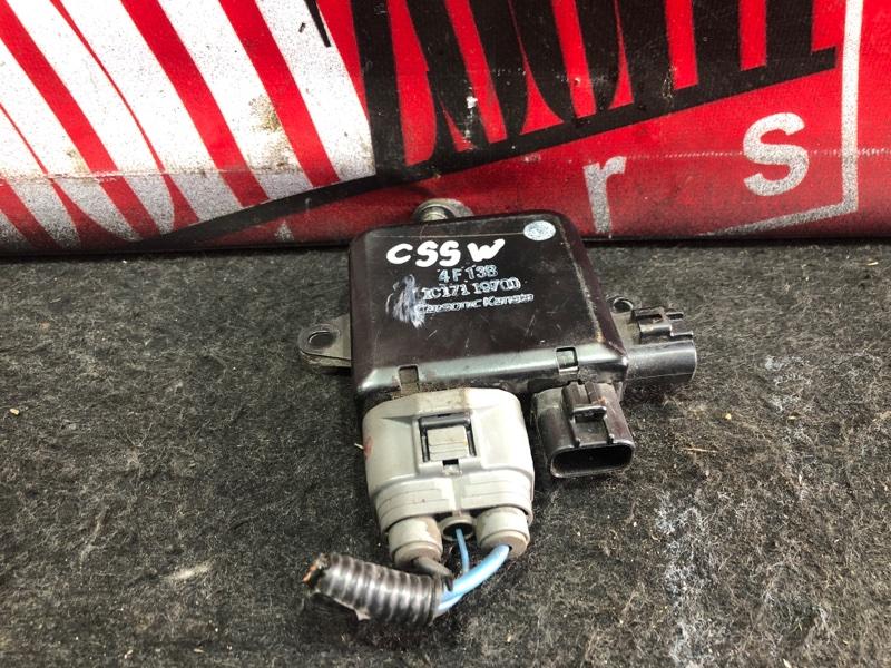 Блок управления вентилятором охлаждения Mitsubishi Lancer Cedia CS5W 4G93 2000