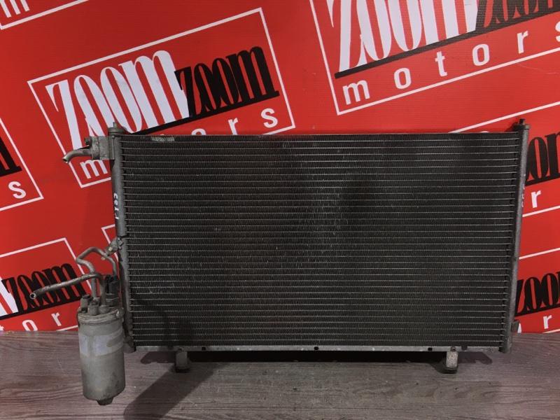 Радиатор кондиционера Nissan Cedric PY33 VG30E 1995 передний