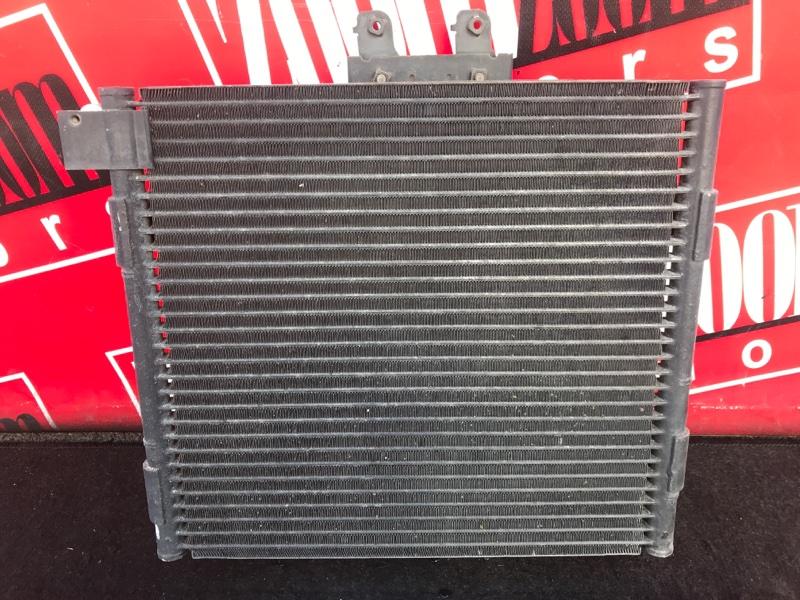 Радиатор кондиционера Honda Logo GA3 D13B 1996