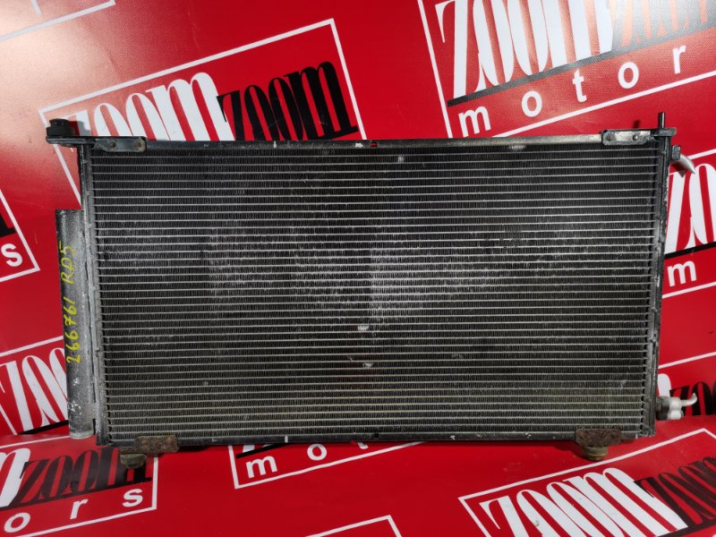 Радиатор кондиционера Honda Cr-V RD5 K24A 2001 передний