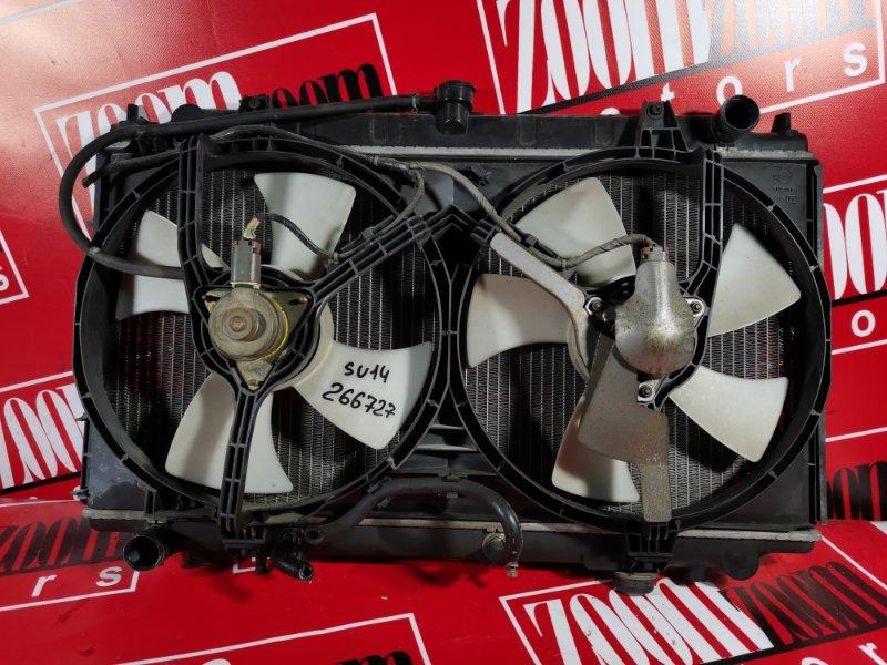 Радиатор двигателя Nissan Bluebird EU14 SR20DE 1997