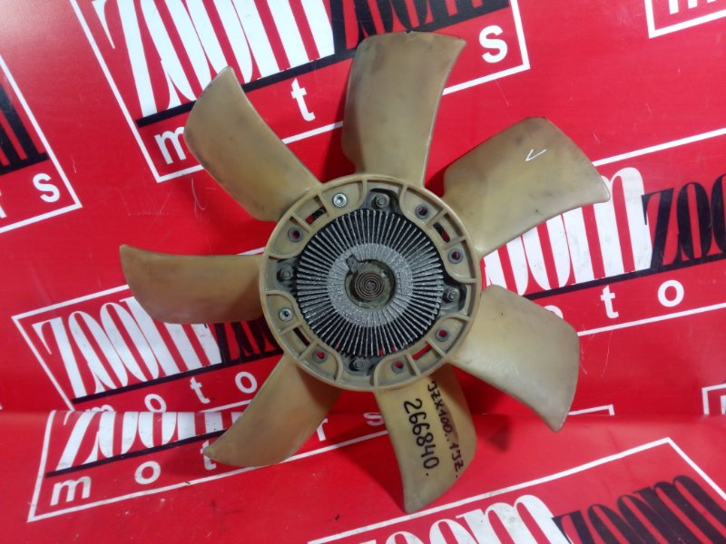 Вискомуфта вентилятора радиатора Toyota Mark Ii JZX100 1JZ-GE 1998