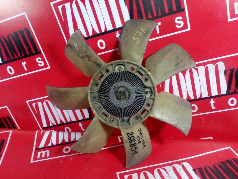 Вискомуфта вентилятора радиатора Toyota Crown JZS151 1JZ-GE 1997