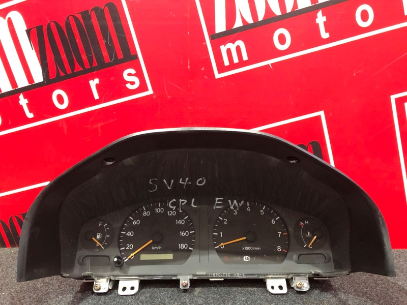 Комбинация приборов (панель) Toyota Camry SV40 4S-FE 1994