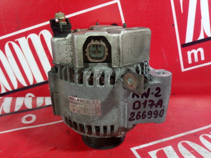 Генератор Honda Stream RN2 D17A 2000