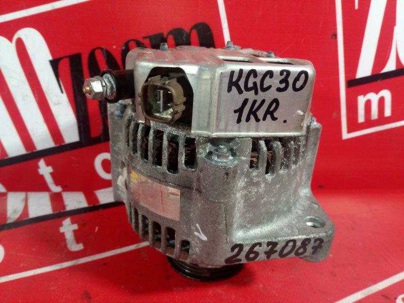 Генератор Toyota Passo KGC30 1KR-FE 2010
