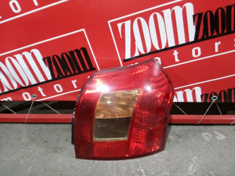 Фонарь (стоп-сигнал) Toyota Allex NZE121 1NZ-FE 2000 задний правый 13-64
