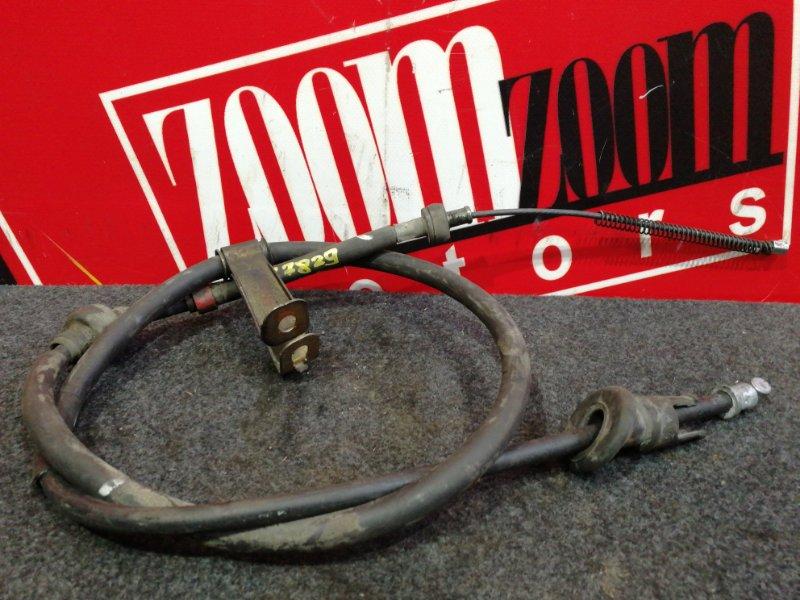 Трос ручника Mitsubishi Dingo CQ1A 4G13 2001 задний правый