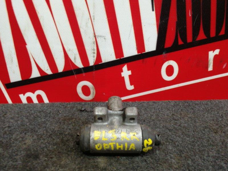 Рабочий тормозной цилиндр Honda Orthia EL3 B20B 1996 задний правый
