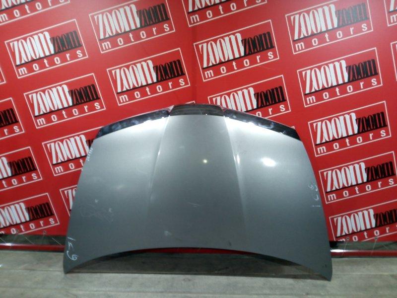 Капот Honda Airwave GJ1 L15A 2005 передний серый