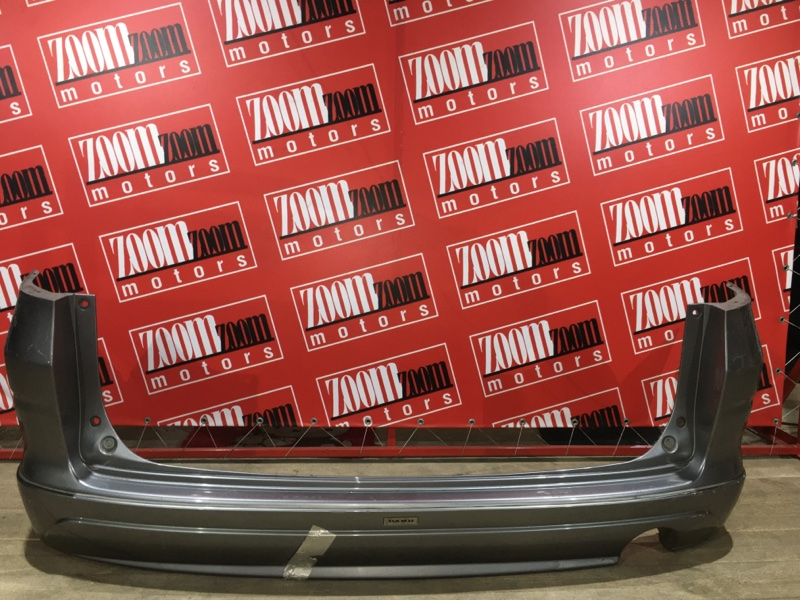 Бампер Honda Airwave GJ1 L15A 2005 задний серый