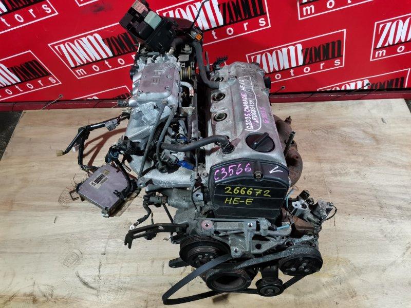Двигатель Daihatsu Charade G203S HE-EG 1998 0680734