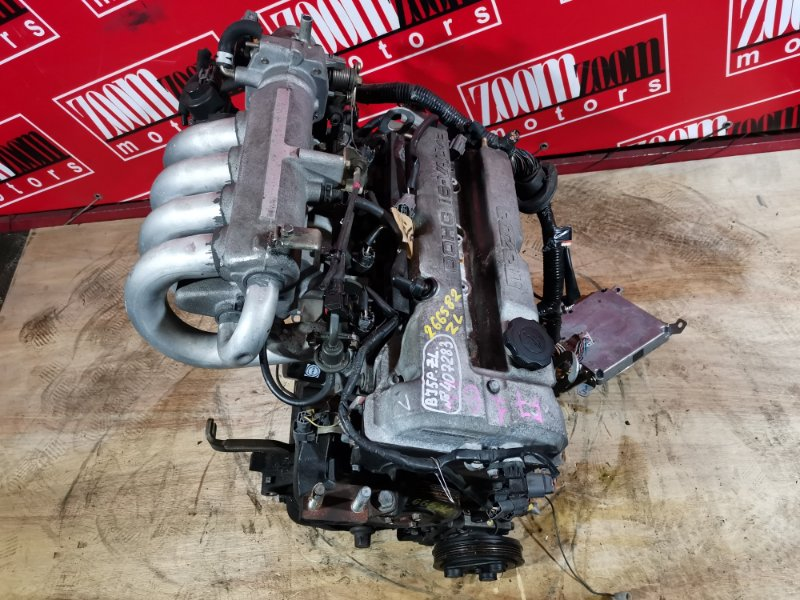 Двигатель Mazda Familia BJ5W ZL-DE 2000 407283