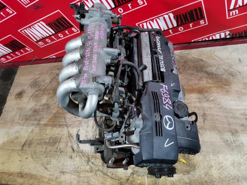 Двигатель Mazda Familia BJ5W ZL-VE 2000 378634
