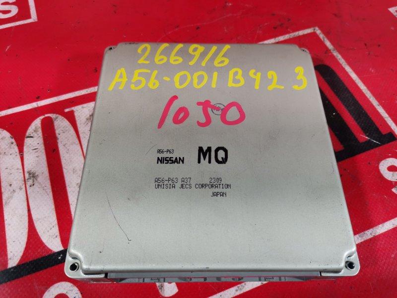 Компьютер (блок управления) Nissan Bluebird Sylphy QG10 QG18DE 2000