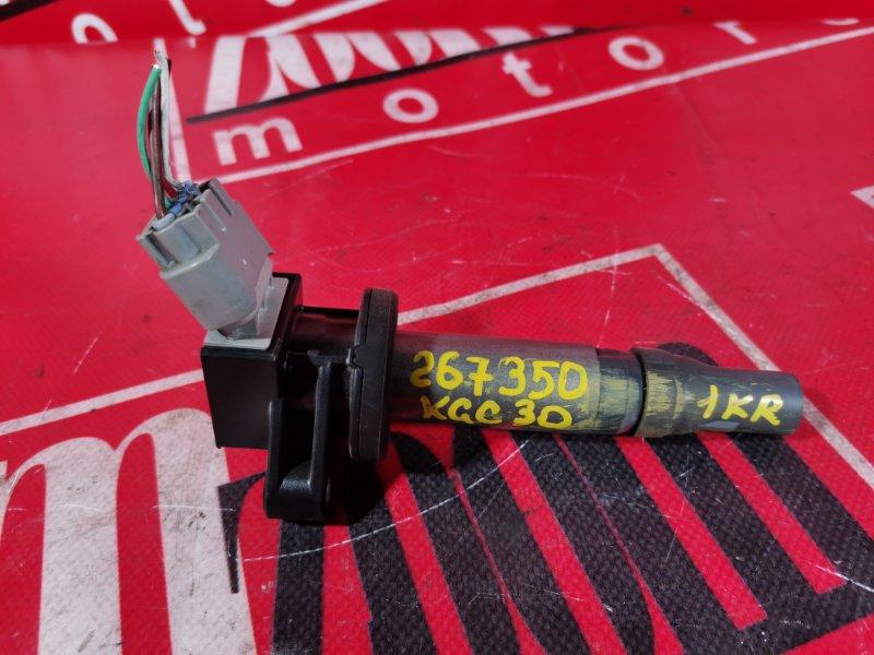Катушка зажигания Toyota Passo KGC30 1KR-FE 2010