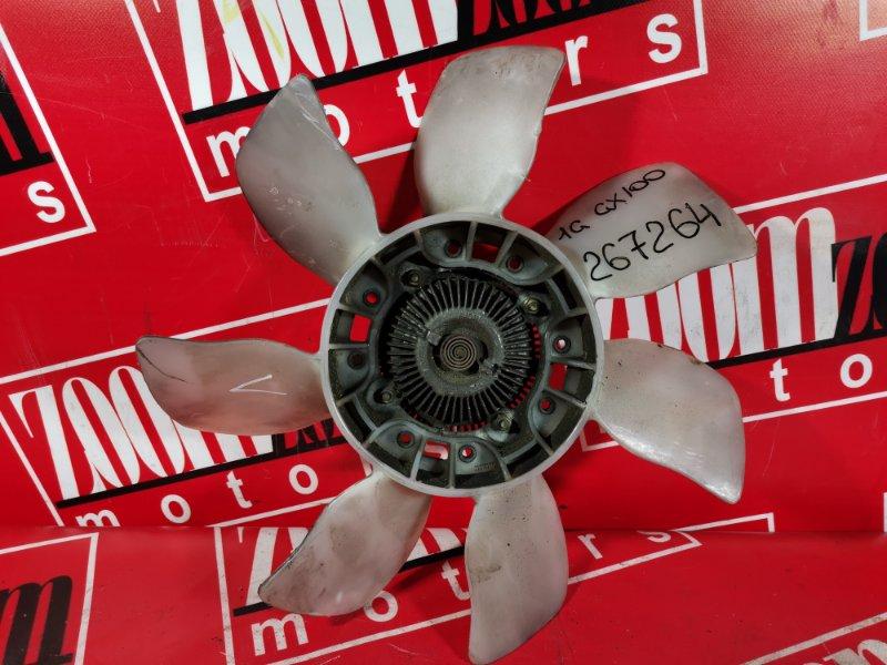 Вискомуфта вентилятора радиатора Toyota Mark Ii GX100 1G-FE 1997
