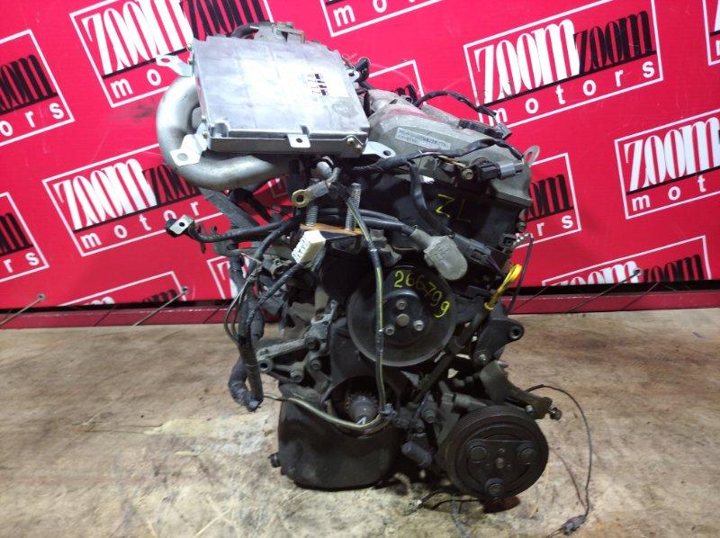 Двигатель Mazda Familia BJ5W ZL-VE 2000 395903