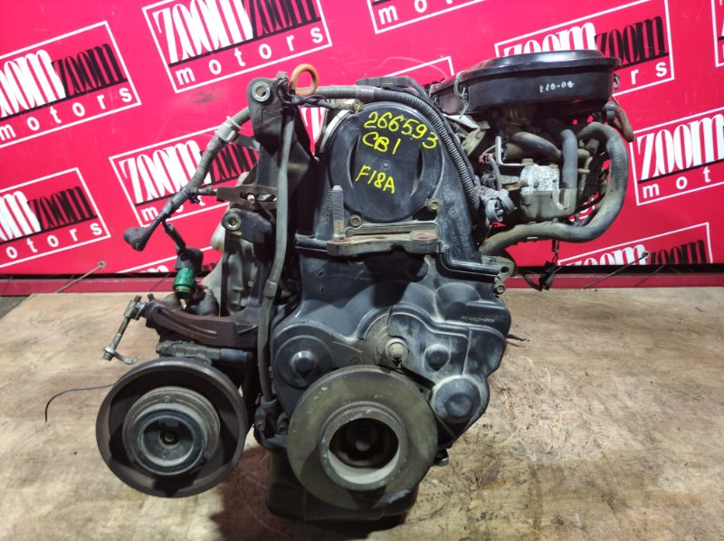 Двигатель Honda Ascot CB1 F18A 1993 1106130