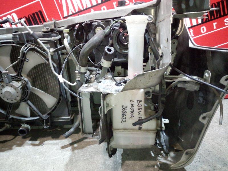 Бачок омывателя Mazda Familia BJ5W ZL-DE 2000 передний