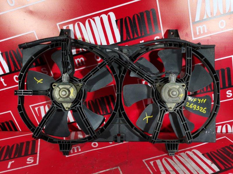 Диффузор Nissan Ad WFY11 QG15DE 1998