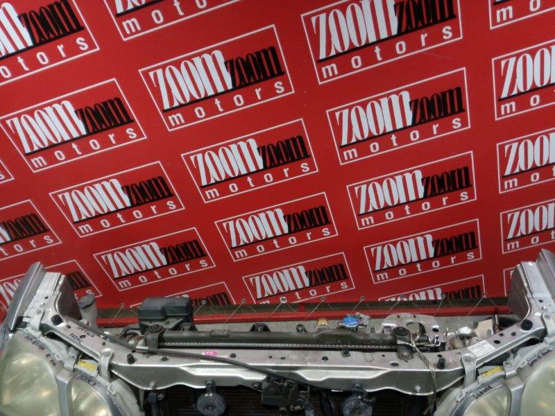 Рамка радиатора Toyota Gaia SXM15 3S-FE 2001 передняя серебро