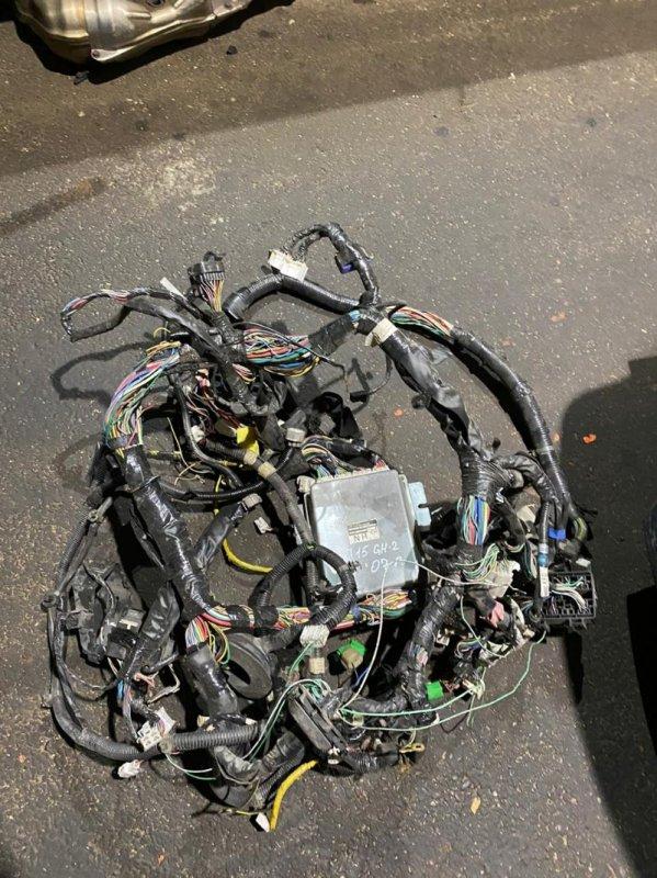 Электропроводка Subaru Impreza GH2 EL15 2007