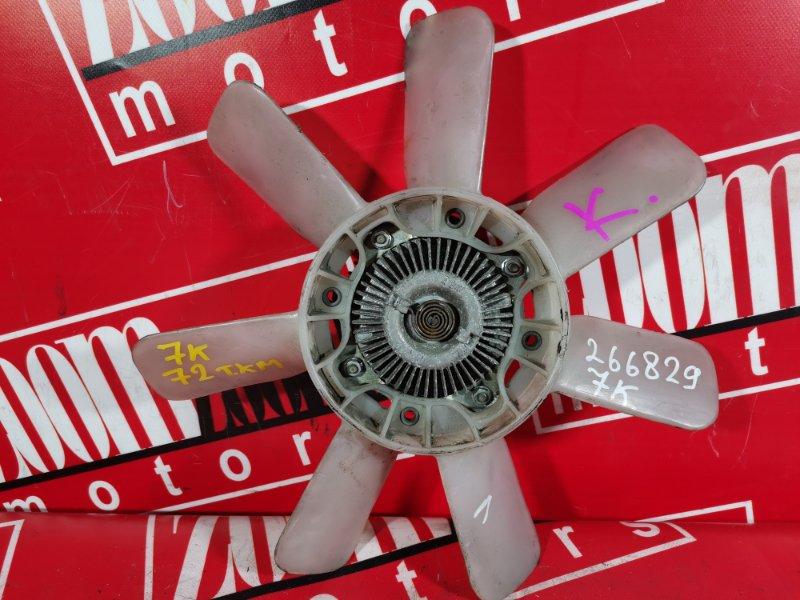Вискомуфта вентилятора радиатора Toyota Town Ace Noah KR42 7K-E 1998