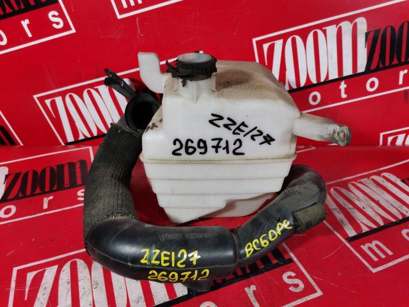 Резонатор воздушного фильтра Toyota Will Vs ZZE127 1ZZ-FE 2001