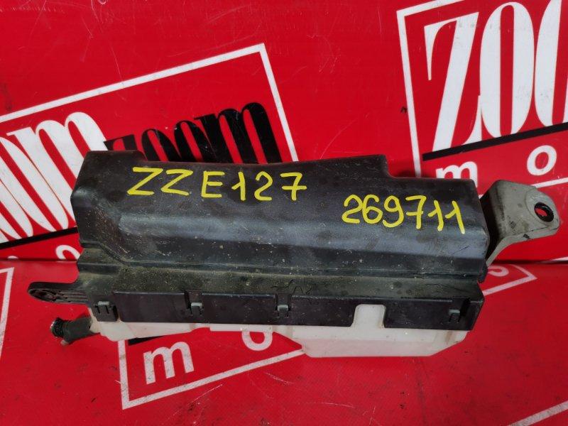Блок реле и предохранителей Toyota Will Vs ZZE127 1ZZ-FE 2001