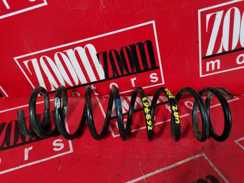 Пружина подвески Honda Inspire UA2 G20A 1995 задняя