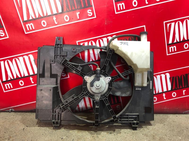 Диффузор Nissan Wingroad JY12 MR18DE 2005 черный