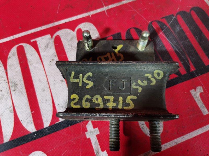 Подушка двигателя Toyota Camry SV30 4S-FE 1990