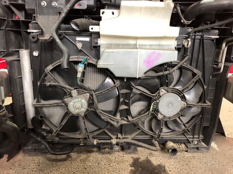 Радиатор двигателя Mazda Biante CCEFW LF-VD 2008