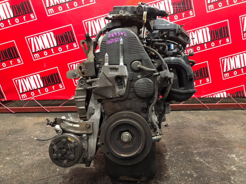 Двигатель Honda Edix BE1 D17A 2004