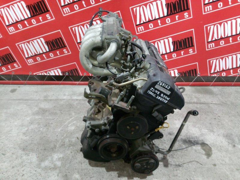 Двигатель Mazda Familia BJ5W ZL-VE 1998 386998