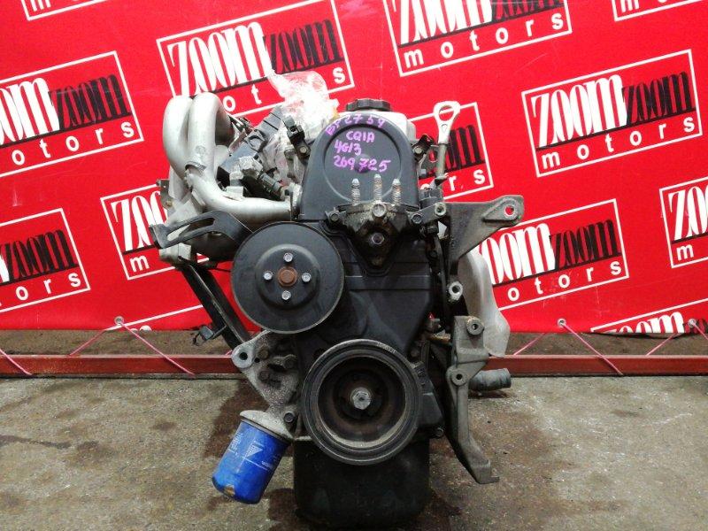 Двигатель Mitsubishi Dingo CQ1A 4G13 2001