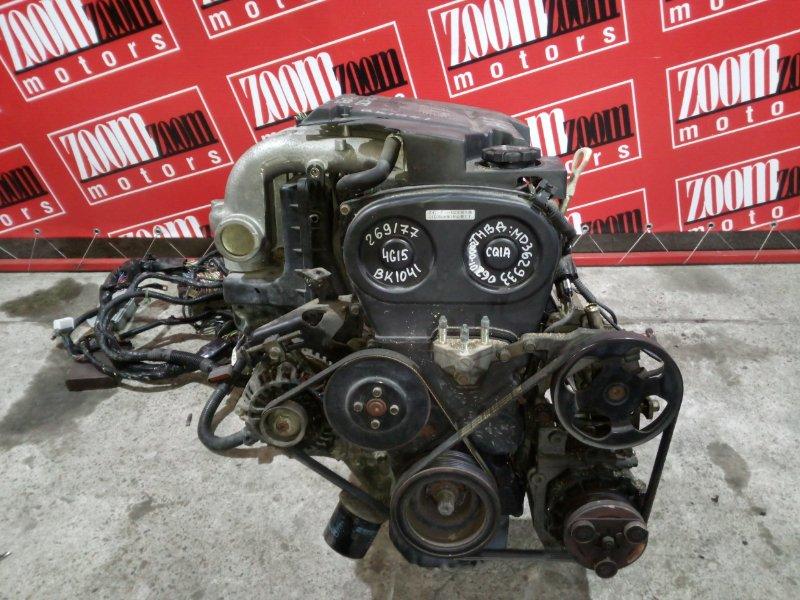 Двигатель Mitsubishi Dingo CQ1A 4G15 2001 BK1041