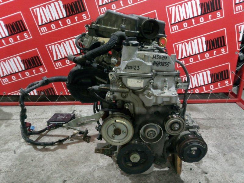 Двигатель Toyota Passo Sette M502G 3SZ-VE 2008 2693855